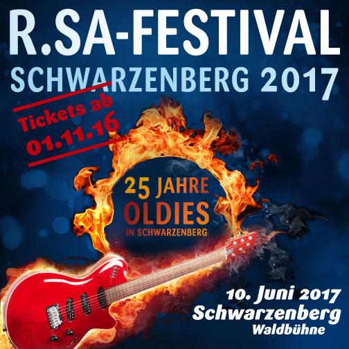 R.SA-Festival – Schwarzenberg 2017
