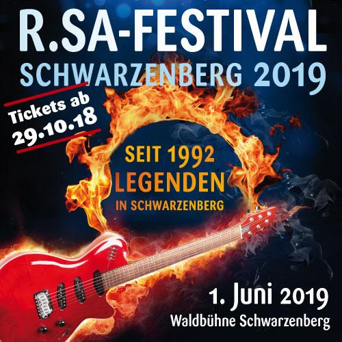 R.SA-Festival – Schwarzenberg 2019