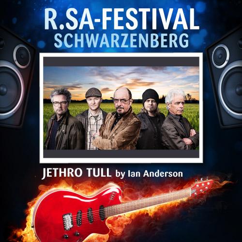 R.SA-Festival mit JETHRO TULL!