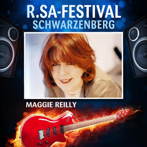 R.SA-Festival mit MAGGIE REILLY!