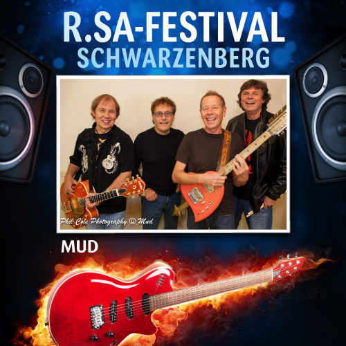 R.SA-Festival mit MUD!