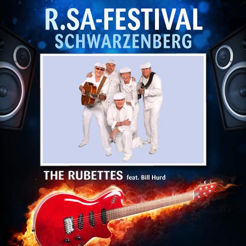 R.SA-Festival mit THE RUBETTES!