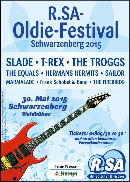 R.SA-Oldie-Festival - Schwarzenberg 2015