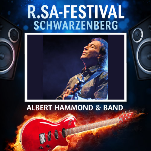ALBERT HAMMOND & Band